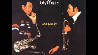 Jon Faddis and Billy Harper - Jon & Billy - Two D