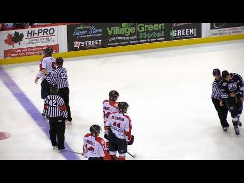 Shane Kelly Fights Justin Wilson 9-9-17