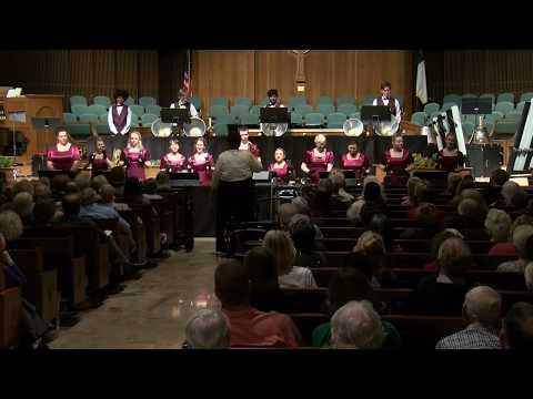 Westminster Handbell Choir Concert 2019