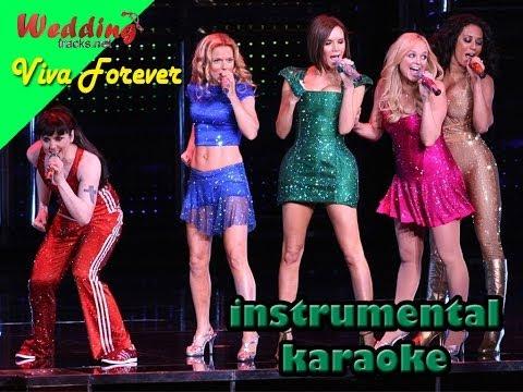 viva forever - spice girls (karaoke/ instrumental ) lyrics