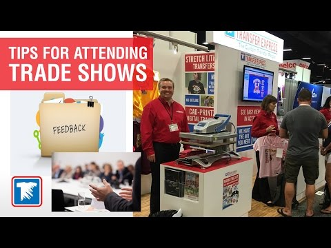 Getting the Most Out of Attending a Trade Show