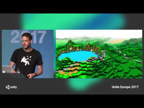 Unite Europe 2017 - Real maps in MR: a location-based game in 20 mins