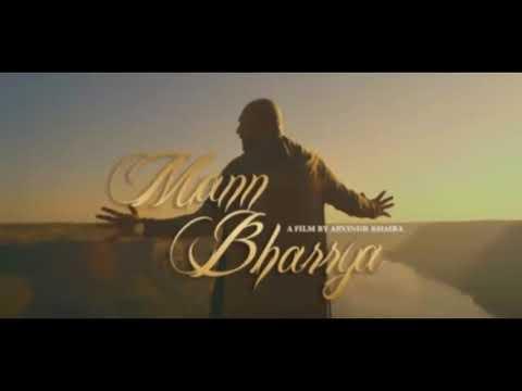 Mann Bharrya [FIXED] || B PRAAK || Karaoke || The Karaoke Shop