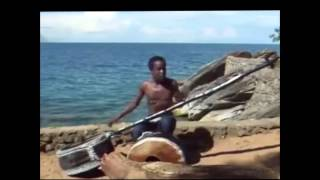 African Beat |  African plays on odd instrument | Pure happiness