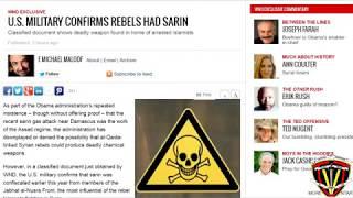 US-Senator Richard Black: Syrian Opposition uses Chemical Weapons