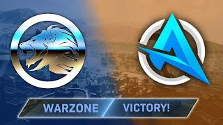 THE DOUBLE WIN CHALLENGE! (Warzone w/Ali-A & Syndicate)