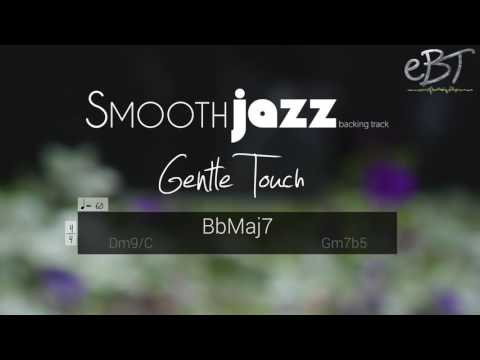 Smooth Jazz Backing Track in F Major | 60 bpm