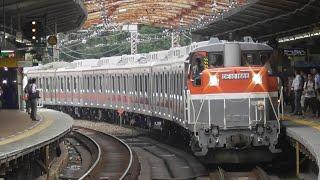 9年ぶり増備!東急東横線5050系J-TREC出場  甲種回送