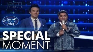 Wow! Instagram Abdul di follow Kodaline! - Spekta Show Top 6 - Indonesian Idol 2018