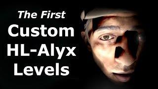 Custom Half-Life Alyx Levels