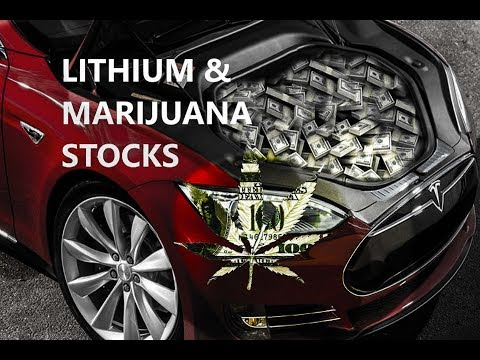 Lithium and Marijuana Stocks in Australia (ASX)⭐️Invest in these shares for profit!