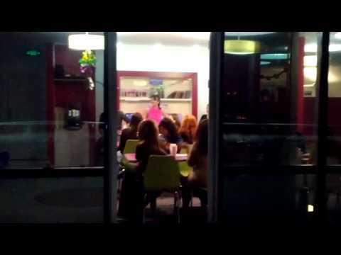 Wall Street Institute Antalya Merkezi Karaoke Gecesi