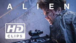 Alien: Covenant | Clip Una especie rara | Solo en cines