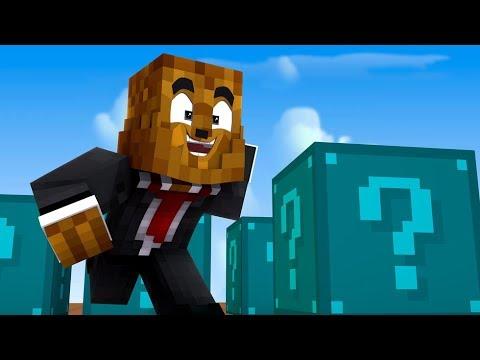BIG Lucky Block Race - Minecraft Modded Minigame | JeromeASF