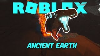 Roblox Ancient Earth - The Gojirasaurus Rex! (My Permanent Return!)