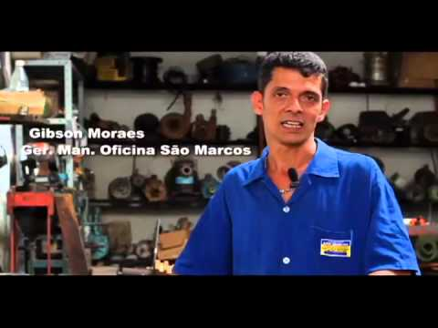 DEPOIMENTO GIBSON MORAES - OFICINA SÃO MARCOS