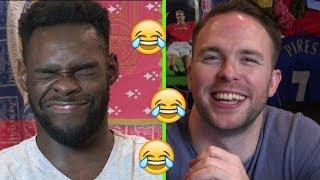 Caller Trolls Terry & Adam on FanParkLive 😆😂😂😂 Arsenal 3-0 Bate Borisov