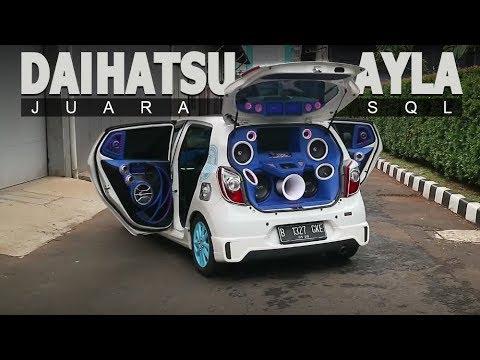 Modifikasi Audio : Komunitas Daihatsu Ayla Indonesia (DAI) [Venom Audio]