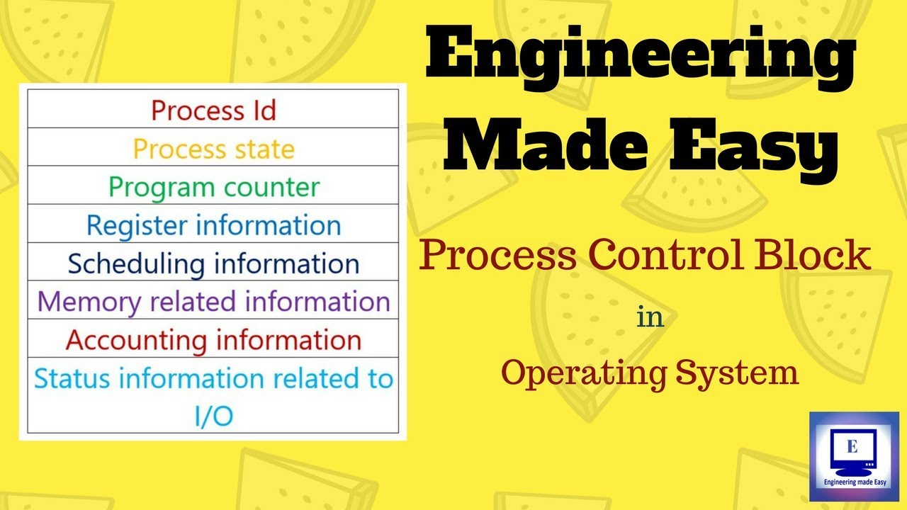 Process Image - Linux Documentation Project