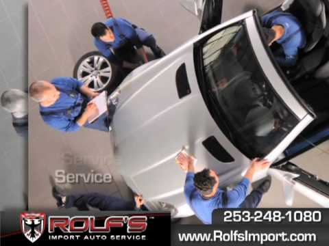 Rolf''s Import Auto Service - Auto Engines Service & Repair - Lakewood, WA 98499