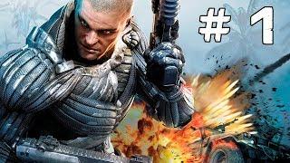Прохождение игры Crysis Warhead ► # 1