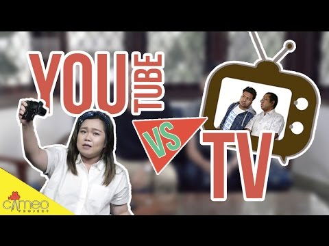 YOUTUBE VS TV (feat. Kevin Anggara & Usama Harbatah)
