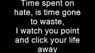Rise Against: To The Core (Lyrics)