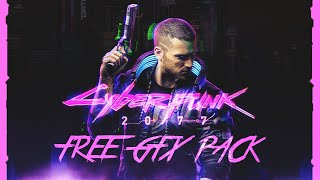 CYBERPUNK 2077 FREE GFX PACK DOWNLOAD | GAMIX7
