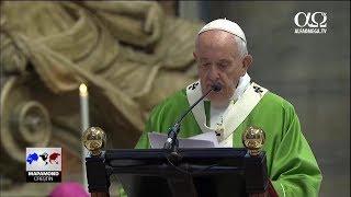 VATICAN: Papa cheama la rugaciune pentru imigranti
