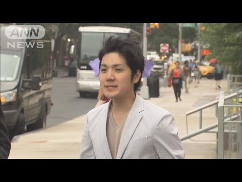 眞子さまと婚約内定の小室圭さん NYの大学を卒業(19/05/21)