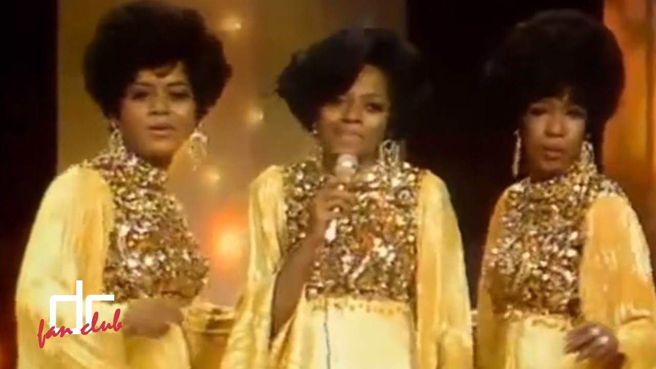 Diana Ross & The Supremes: Final TV Appearance - YouTube