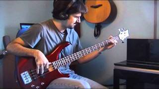 The Trammps - Disco Inferno (Bass Cover)