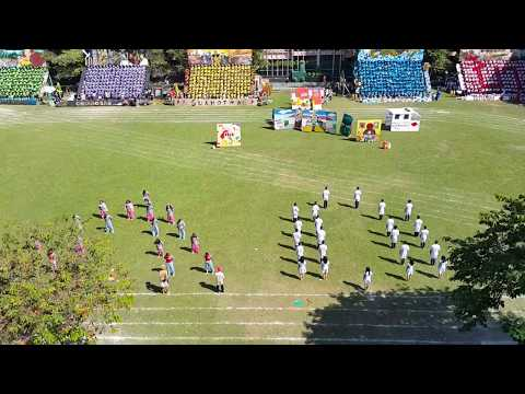 """การแสดง Sport day 2557 คณะอยุธยา สามเสนวิทยาลัย """"ํAYD หลังคาแดง"""""""