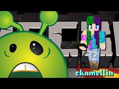 Learning How To Play Minecraft! - Murder Mystery, Hide And Seek! - ckamellia plays Minecraft