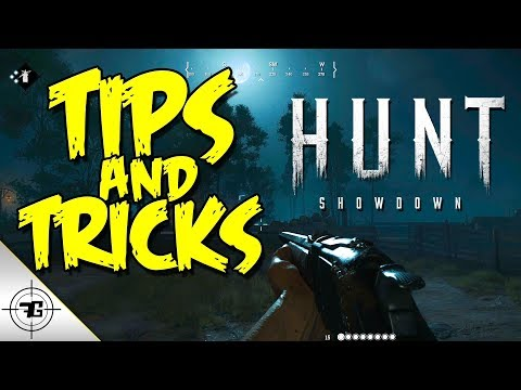 HUNT SHOWDOWN TIPS AND TRICKS - 10 Showdown TIPS and TRICKS for VICTORY!