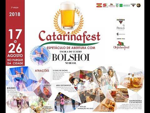 Resultado de imagem para Catarinafest Edição 2018