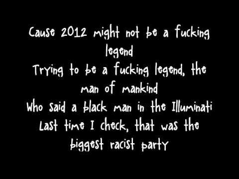 Kendrick Lamar - Hiiipower Lyrics - VisionLyriX