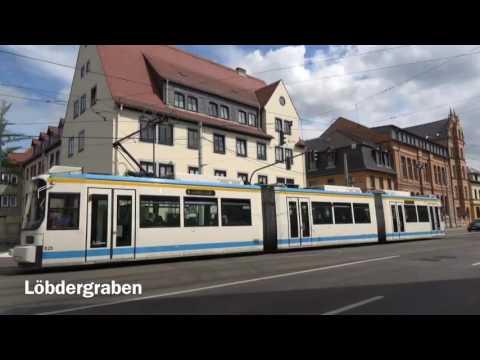Views Around Jena, Thuringia, Germany - June 2016