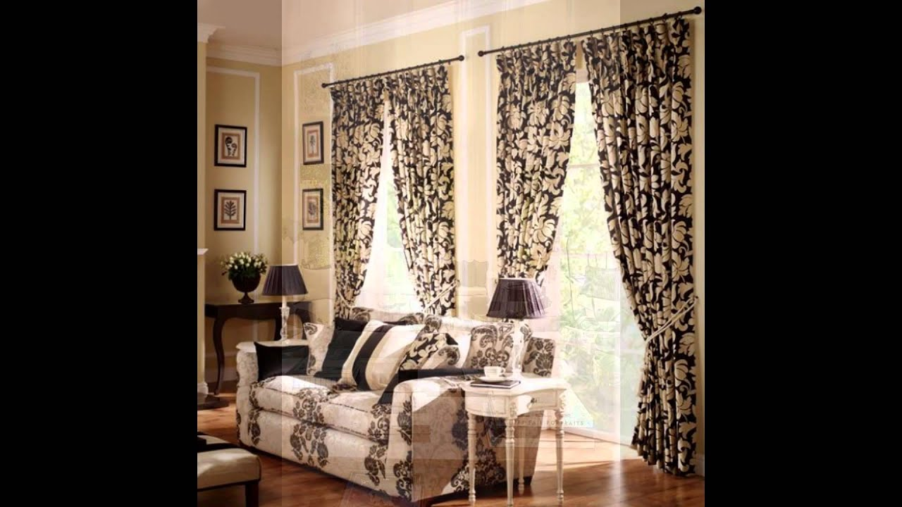 Cortinas para sala fotos inspiradoras youtube for Cortinas para dormitorio matrimonio fotos
