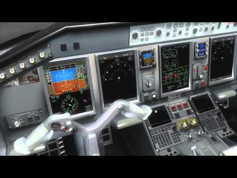 [FSX Boxed] How to Program the Flight Management Computer  in the Embraer E-195