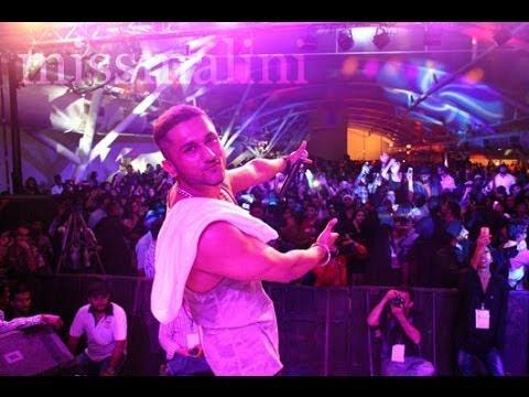 Haye Mera Dil  Yo Yo Honey Singh in Guwahati live performance