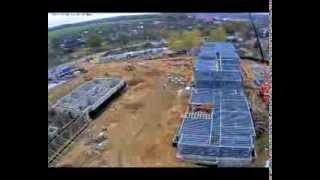 Cтроительство 4- и 6-этажных металлокаркасных домов СТИЛТАУН®(СТИЛТАУН® - инновационное сочетание двух прогрессивных строительных технологий: металлокаркасной и пеноб..., 2013-10-31T11:40:54.000Z)