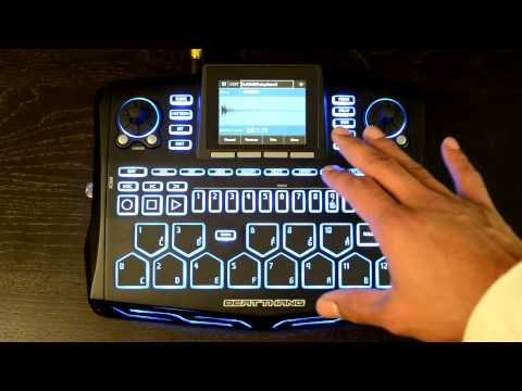 BKE The Beat Thang 1.3.0 Portable Production Studio Video Review