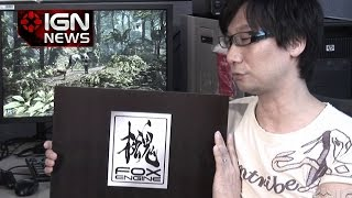 Kojima and Konami Parting Ways After MGS 5 - IGN News