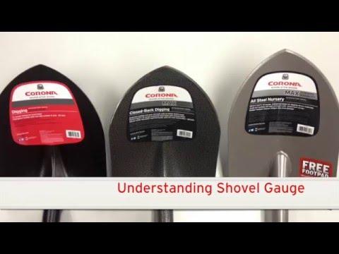 Understanding Metal Gauges for Corona Shovels