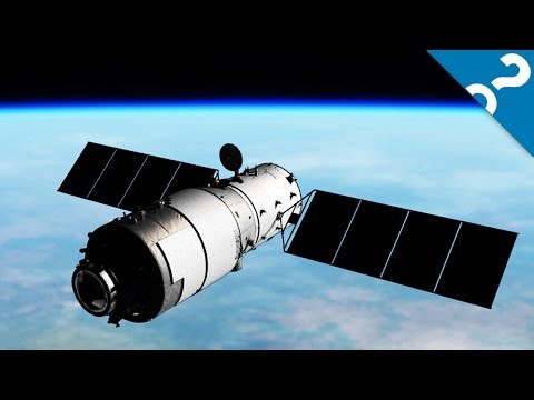 Is China's space station falling? | HowStuffWorks NOW