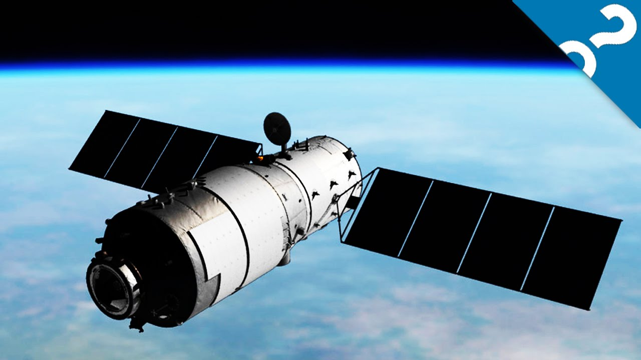 China's Fall Guy: Tiangong-1 Space Lab to Crash in Early 2018