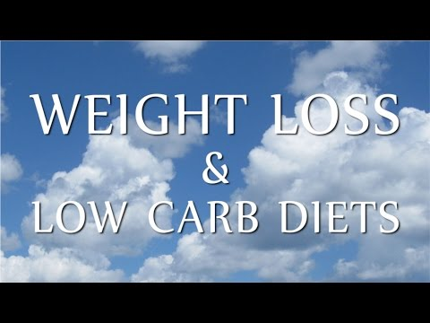 Hypnosis for Weight Loss and Low Carbohydrate Diets
