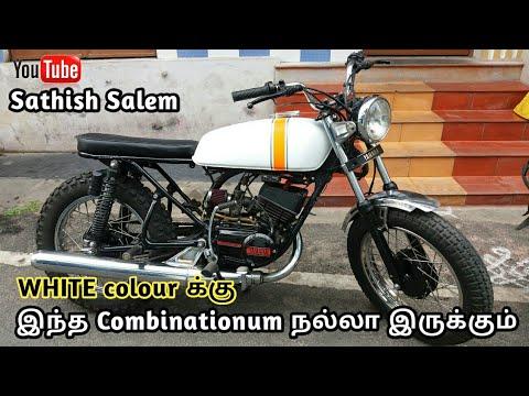 rx100 white tank orange sticker   sathish   sk
