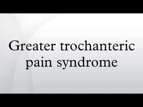 Greater trochanteric pain syndrome - YouTube